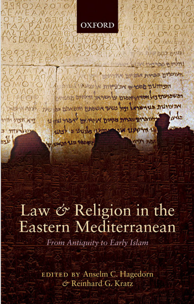 Law and Religion Examples Cover