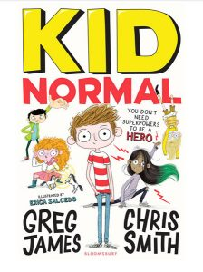 Kid Normal Examples Cover