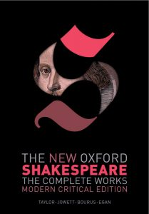 New Oxford Shakespeare Examples Cover