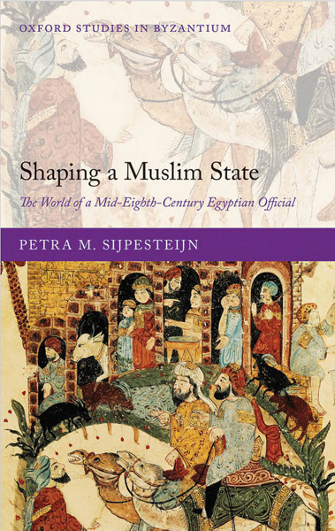 Shaping a Muslim State Examples Cover