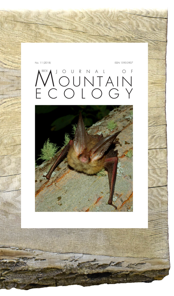 Mountain ecology image